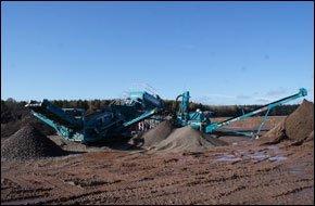 Balmachie Landfill Site