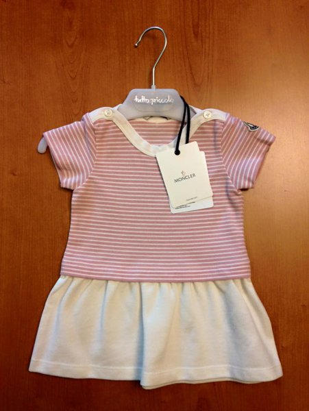 vestito estivo per bambina stile marinara