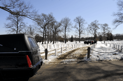 trasporto funebre
