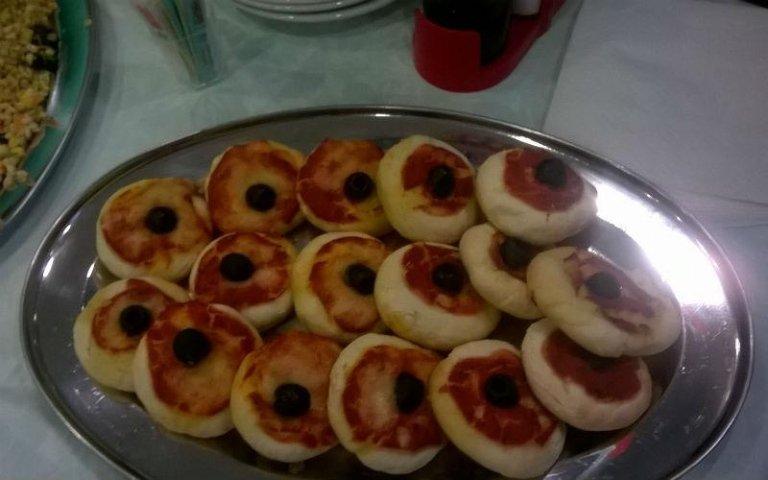 pizzette al pomodoro