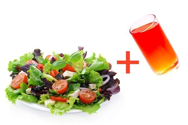 menu insalata