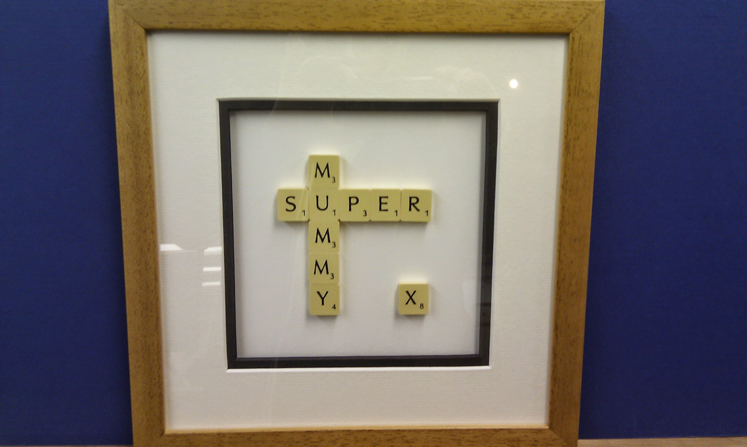 MUMMY SUPER alphabetically arranged