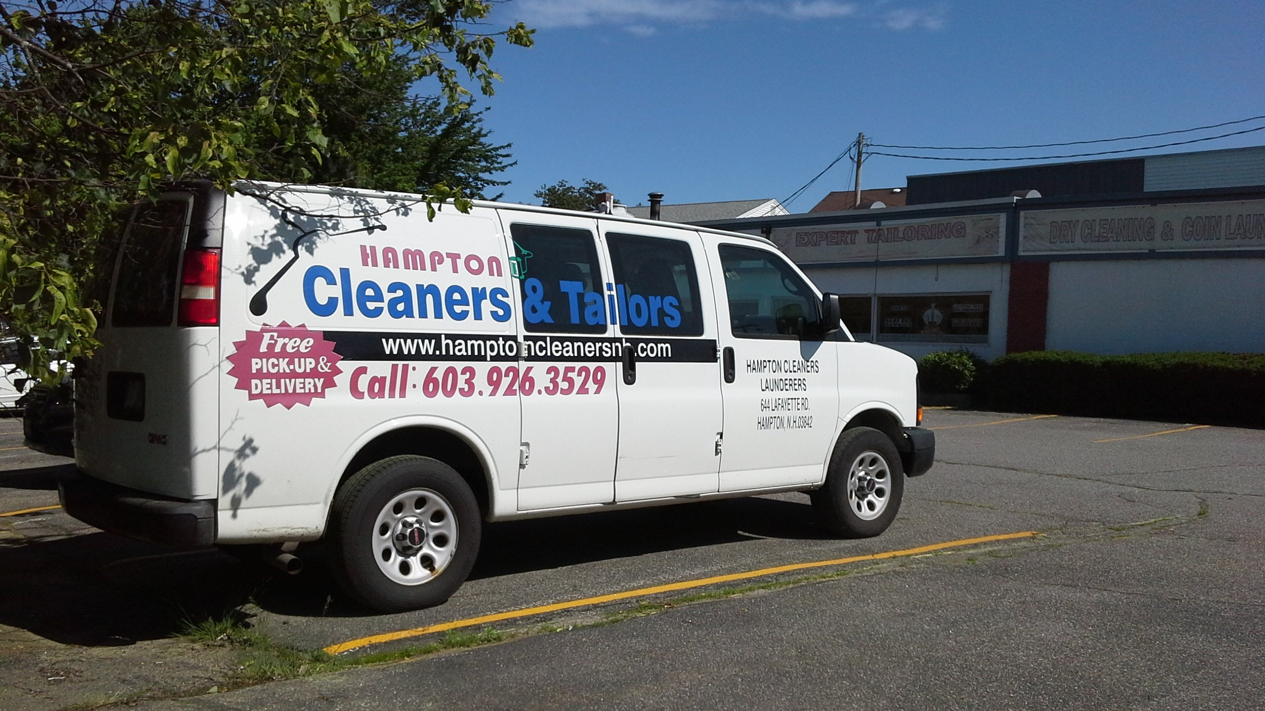 drop off laundry service Hampton, NH