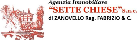 AGENZIA IMMOBILIARE SETTE CHIESE s.n.c - LOGO