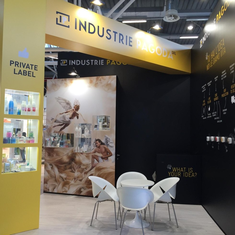 Industrie Pagoda - Cosmoprof 2016