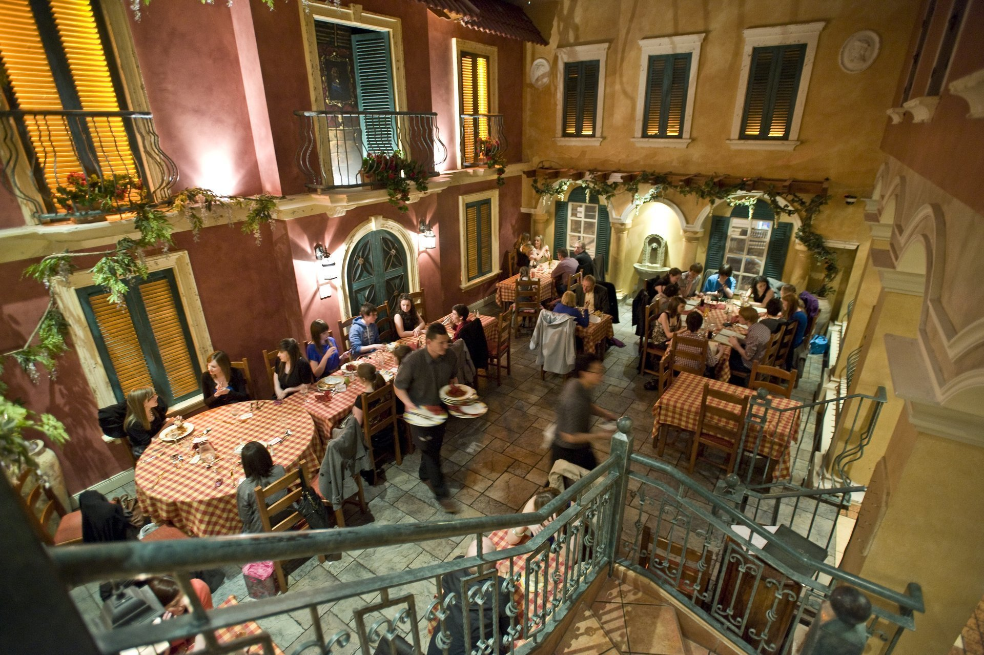 Vilia Italia Italian Restaurant Belfast