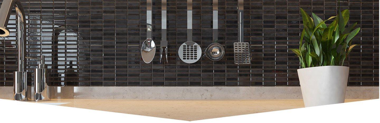 rivestimento cucina in marmo