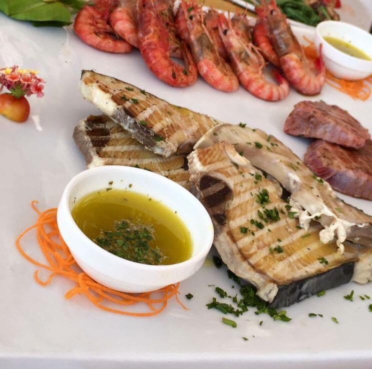 Pesce Spada Grigliato presso Mister Frozen a Reggio Emilia