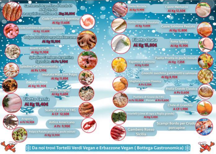 Promozioni del mese da Mister Frozen, surgelati di tutti i tipi, a Reggio Emilia