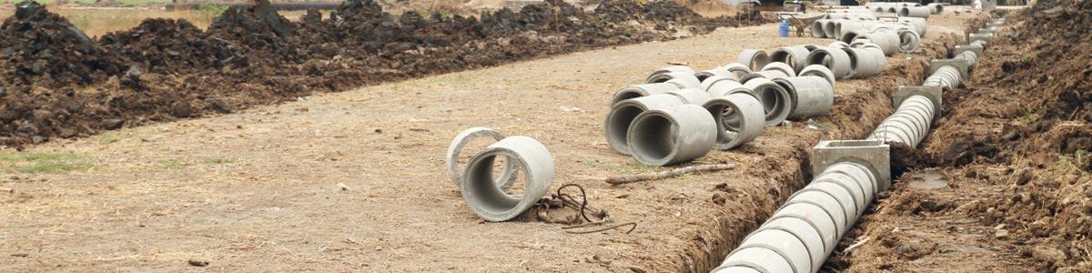 burnett plumbing drainage