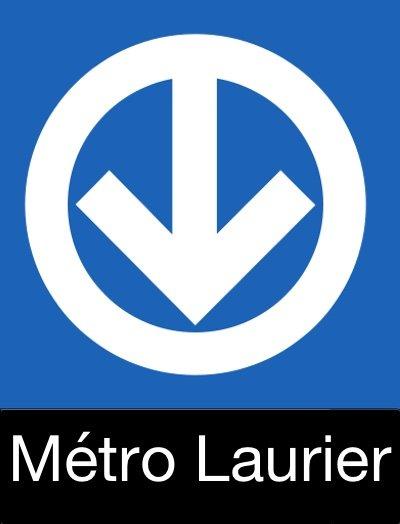 Métro Laurier