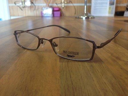 sleek frame reading glasses