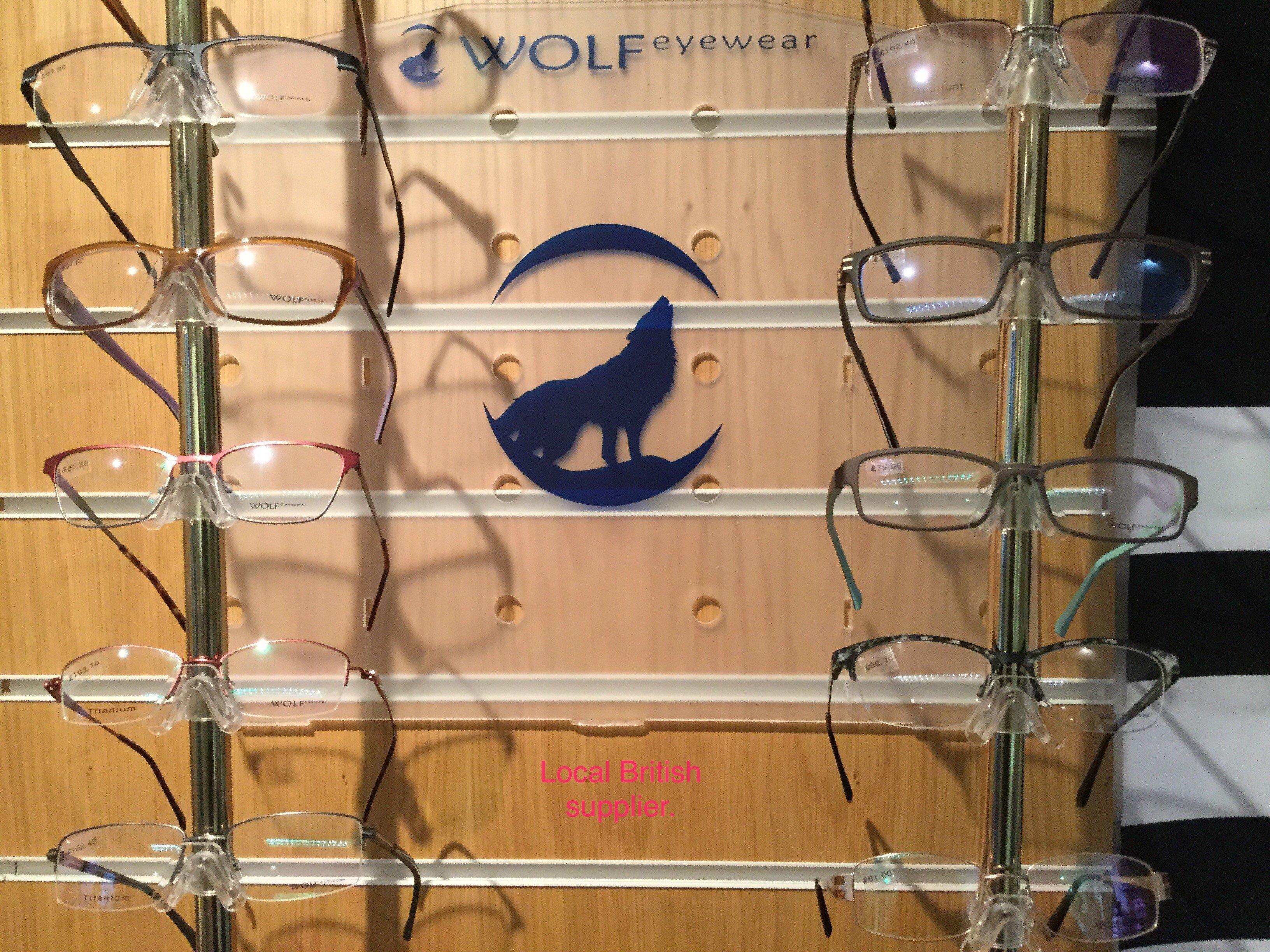 Wolf eyewear frames