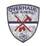 Overhaul For A Hero Logo