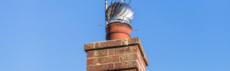 Chimney ventilation