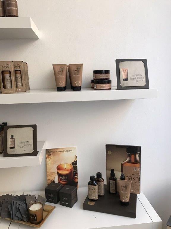 Nashi Argan store Udine