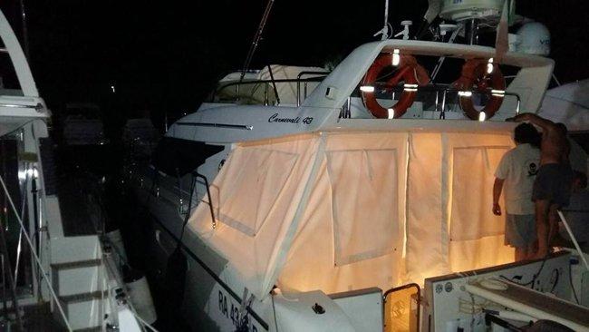 Copertura esterna per barca a notte Skyn Cars Muggiò (MB)