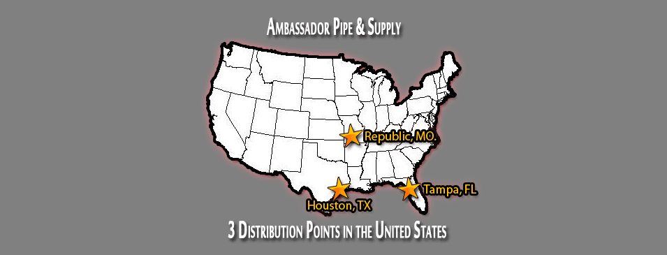 Ambassador Pipe – Steel Pipe Supplier