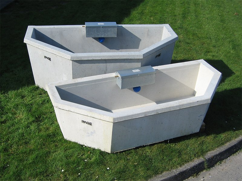 Water Drinking Troughs