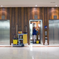 commercial cleaning, office and domestic cleaning