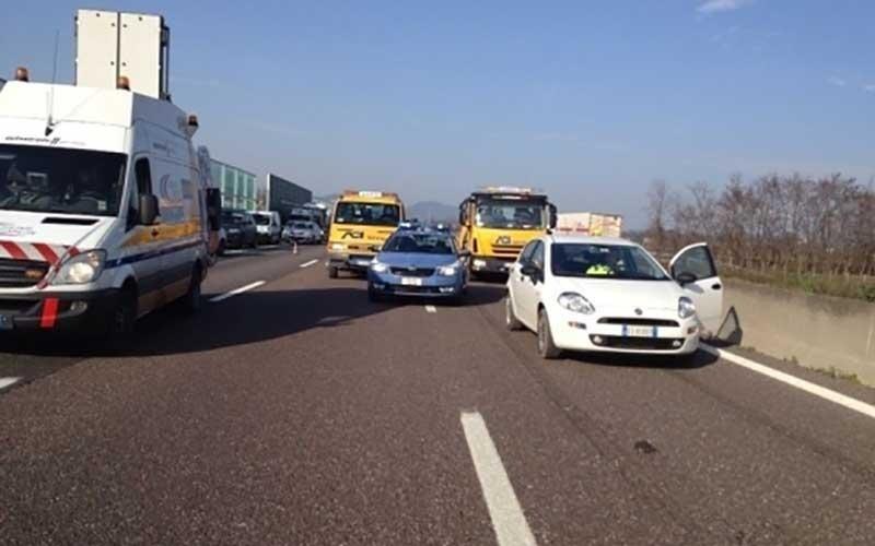 soccorso stradale in autostrada