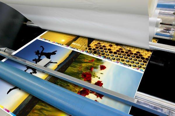 stampa di fotografia