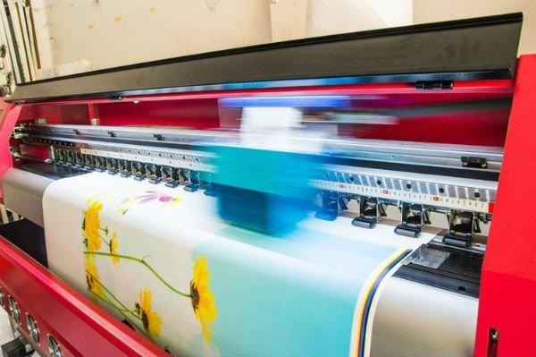 macchinario per stampa