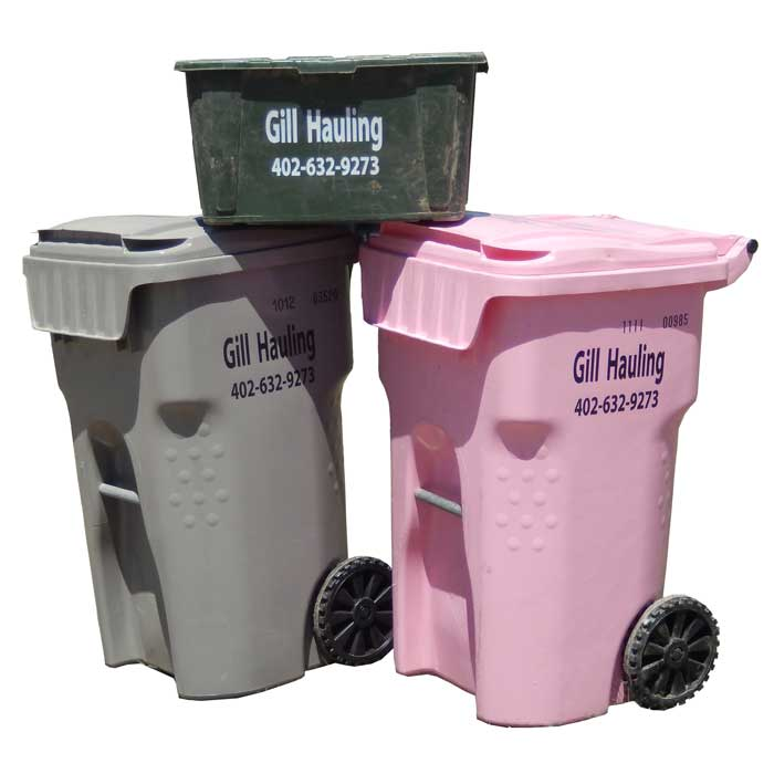 Replacement Recycling Bins Sioux City