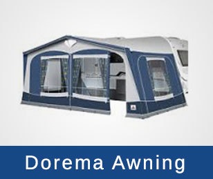 Dorema awning