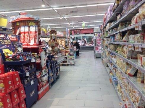 Supermercato, Conad, alimenti, alimentari