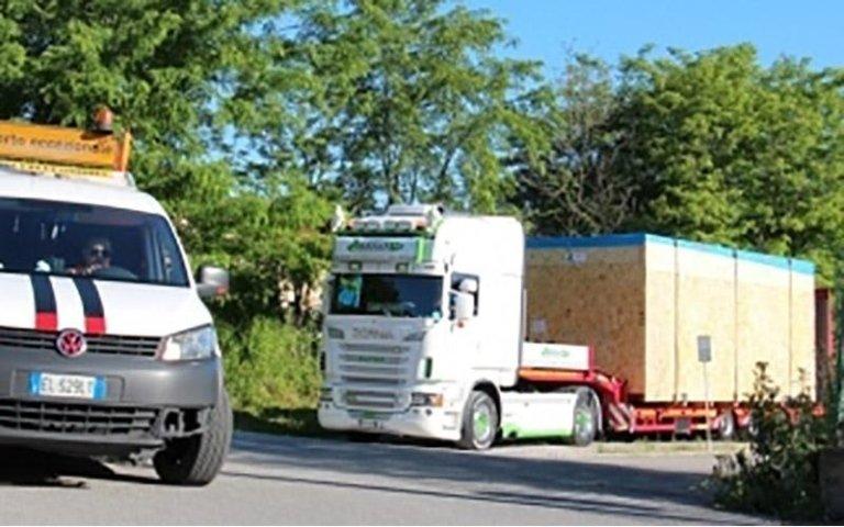 trasporti carichi pesanti