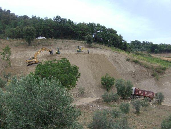 lavori presso Rossi Fabio srl a San Quirico D`Orcia provincia di Siena