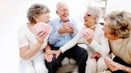 Aiuto domestico anziani