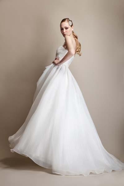 abito bianco sposa