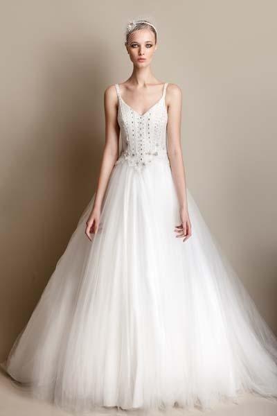 abito sposa stile ballerina