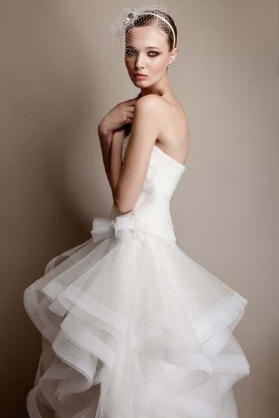 abito matrimonio stravagante