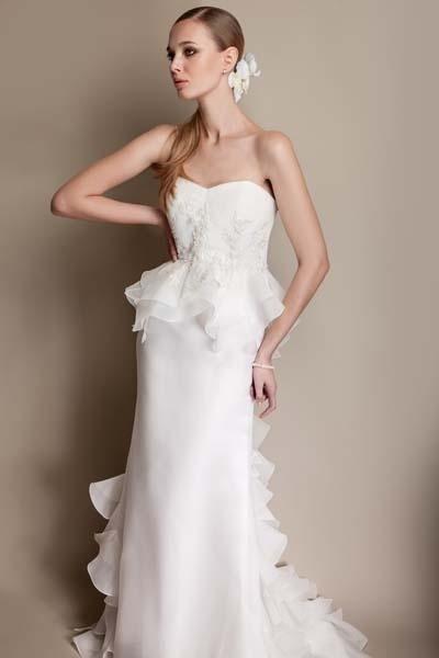 abito sposa taglio elegance
