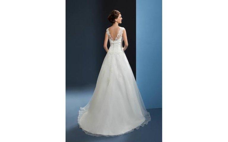 Vestito da sposa con tulle Orea Sposa