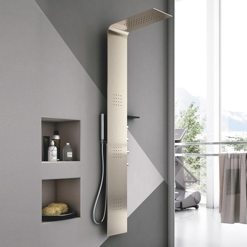 Particolare cabina docciaParticolare cabina doccia