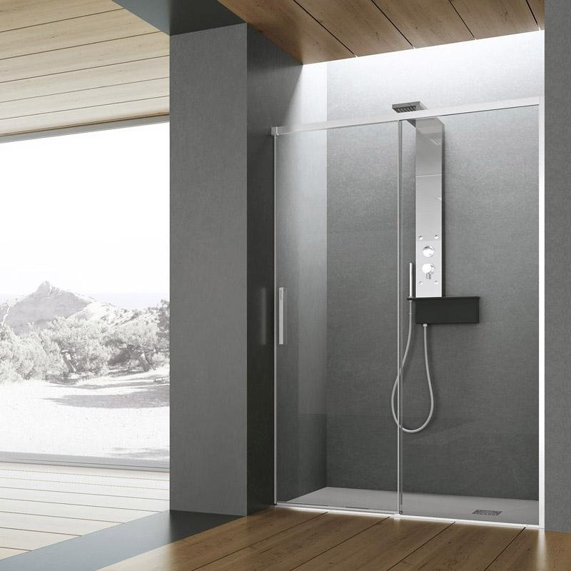 Particolare cabina doccia