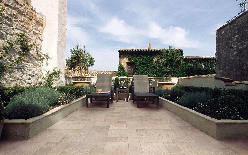 pavimentazioni esterne pietra