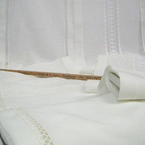 tessuti pregiati per tende