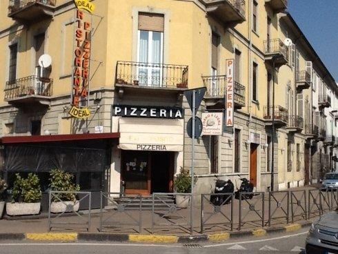Esterno Ristorante Pizzeria Ideal