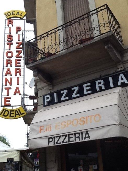 istorante Pizzeria Ideal - Esterno