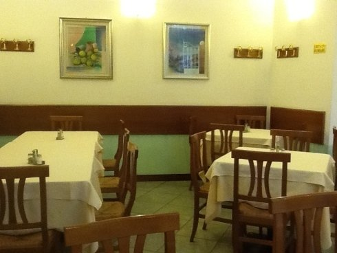Ristorante Pizzeria Ideal - Sale interne
