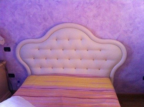 tappezzeria camera da letto