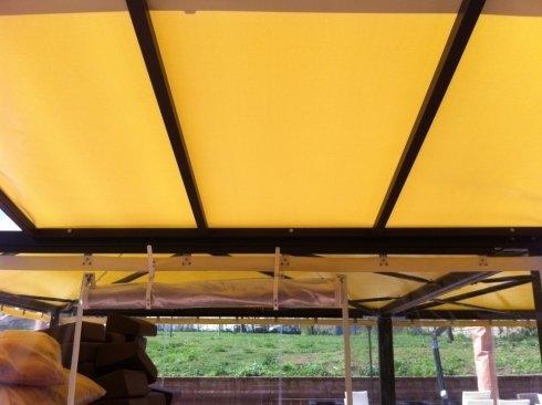 tenda di copertura