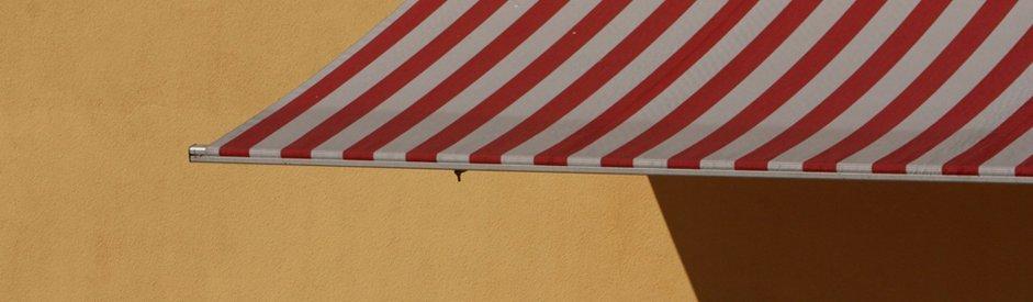 tendaggi, tende a righe, tende da balcone
