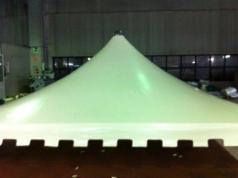 realizzazione struttura gazebo fr