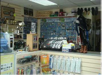 Interior view of The Garforth Cobbler store